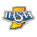 Indiana High School Athletic Association logo icon