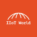 I Io T World logo icon