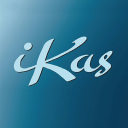 I Kas International logo icon