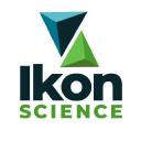 Ikon Science logo icon