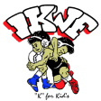 Illinois Kids Wrestling Federation logo icon