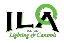 ILA Lighting and Controls logo