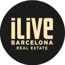 ILIVEBARCELONA luxury real estate in Barcelona logo
