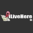 I Live Here logo icon