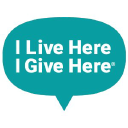 I Live Here, I Give Here logo icon