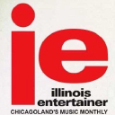 Illinois Entertainer logo icon