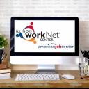 Illinois Work Net logo icon