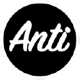 I Love Anti Logo