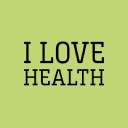I Love Health logo icon