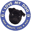 I Love My Dog So Much logo icon
