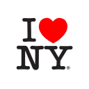 I Love New York logo icon