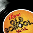 I Love Old School Music logo icon