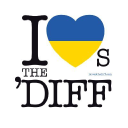 I Loves The 'Diff logo icon