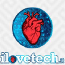 I Love Tech logo icon