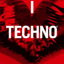 I Love Techno Europe logo icon