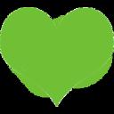 I Love To Create logo icon