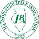 Footer Illinois Principals Association logo icon