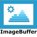 Image Buffer logo icon