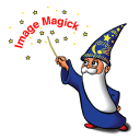 Image Magick logo icon