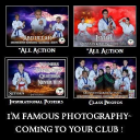 I'm Famous Event Photography logo