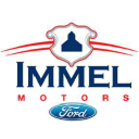 IMMEL MOTORS FORD logo