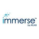 Immerse By Atlas logo