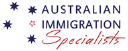 Australian Immigration Specialists logo icon