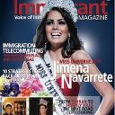The Immigrant Magazine Inc logo