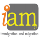 Iam (Immigration And Migration) logo icon