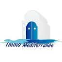 Immo Méditerranée logo icon