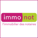 Immonot logo icon