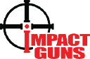 Impact Guns logo icon