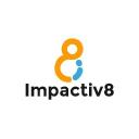 Impactiv8 logo icon