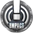 IMPACT LIVE Est.1985 logo