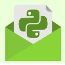 Import Python logo icon
