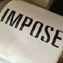 Impose Magazine logo icon