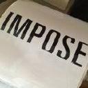 Impose Magazine logo icon