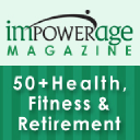 Impowerage logo icon