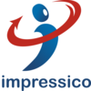 Impressico Business Solutions logo icon
