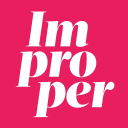 Improper Bostonian logo icon