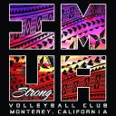 IMUA Volleyball Club logo