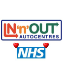 In'n'out Centres logo icon