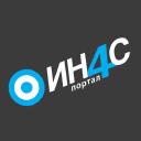 In4 S logo icon