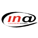 Iliria News Agency logo icon