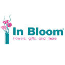 In Bloom Flowers logo icon
