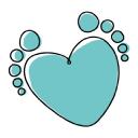 Inch Blue logo icon