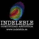 INDELEBLE COMUNICACION DE MARCA logo