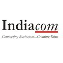 Indiacom logo icon