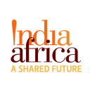 INDIAFRICA: A Shared Future logo