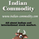 Indian Commodity logo icon